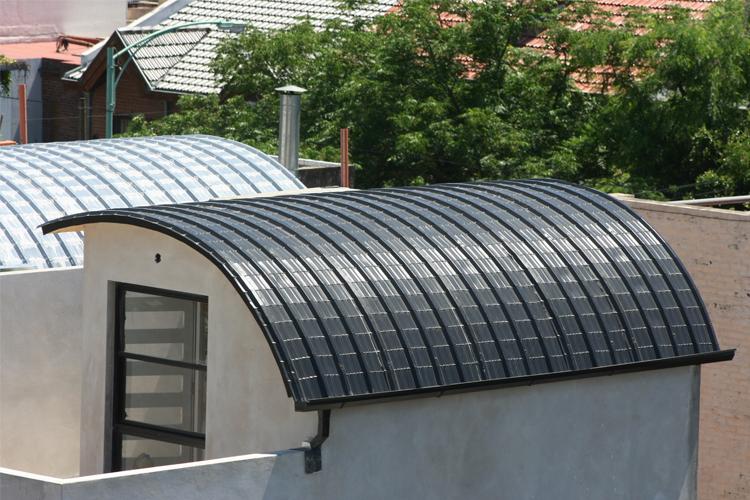 Curvin techos curvos for Modelos de yeso para techos